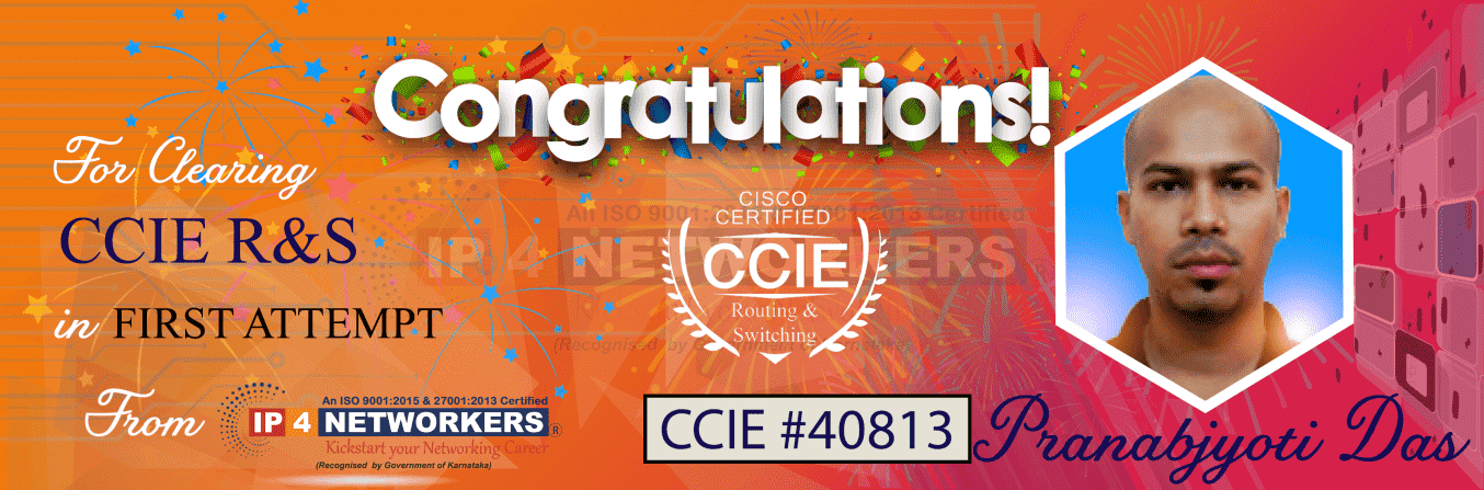 CCIE R&S -Training-IP4Networkers